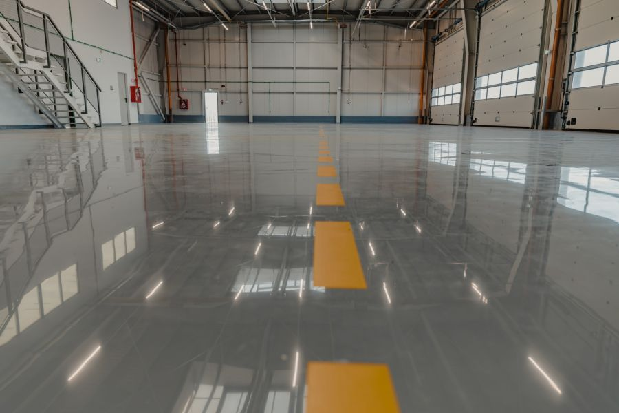 Epoxy Flooring by Kwekel Services, LLC