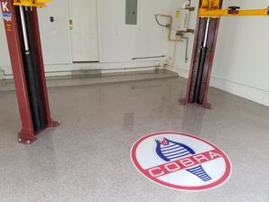 Custom Garage Floor Epoxy in Kissimmee, FL (2)