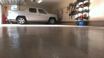 Palm Coast Garage Floor Painting