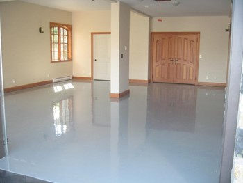 Garage Floor Painting in Daytona Beach, FL