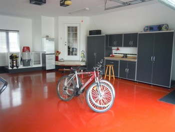Floor Epoxy in Port Orange, FL